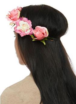 Flower Crown Headband - 3131018433155