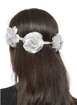 Flower Trio Headband - 3131063090129