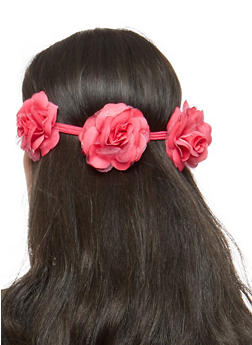 Flower Trio Headband - 3131063090129