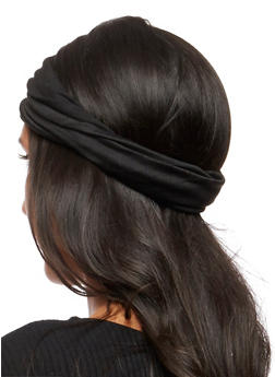Solid Multi Functional Headwrap - 3131063094118