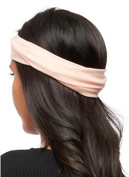 Solid Multi Functional Headwrap - 3131063094118