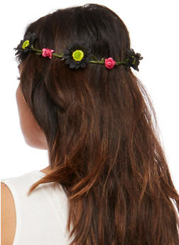 Daisy Flower Crown - 3131063099860