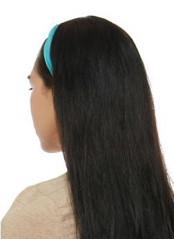 Chiffon Knot Headband Duo - 3131067251218