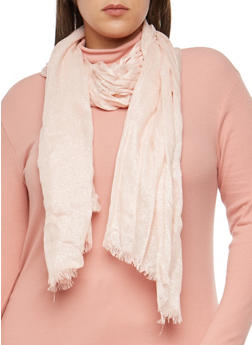Shimmer Knit Scarf - 3132067447049