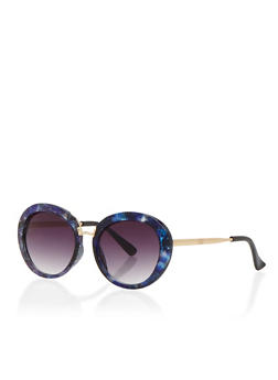 Vintage Oval Sunglasses - 3133024139031