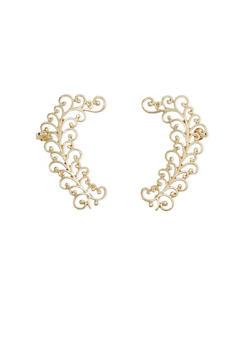 Filigree Ear Cuffs - 3135059637974