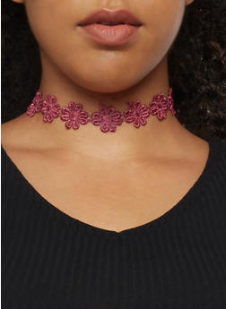Assorted 5 Choker Set - 3138057692478