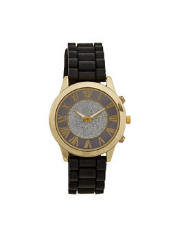 Glitter Face Watch - 3140071433462