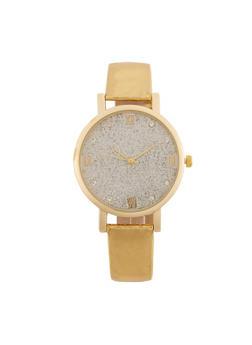 Glitter Face Watch - 3140071434203