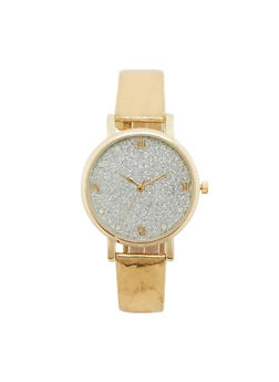 Glitter Face Watch - 3140071434234