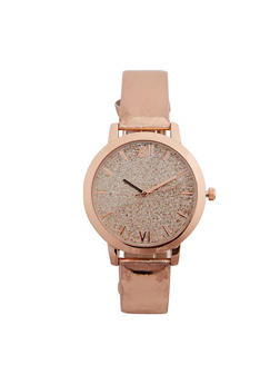 Glitter Face Watch - 3140071436290