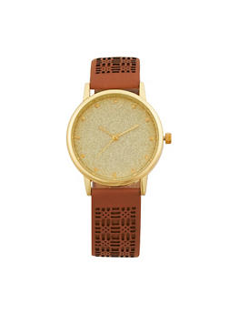 Glitter Face Watch - 3140071437130