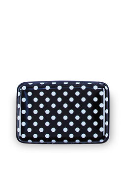 Polka Dot Accordion Card Wallet - 3163067444518