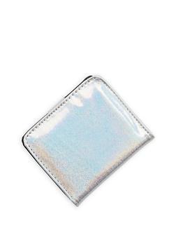 Mini Glitter Bifold Wallet - 3163067447087