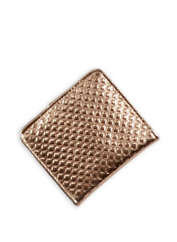 Mini Quilted Bifold Wallet - 3163067447089