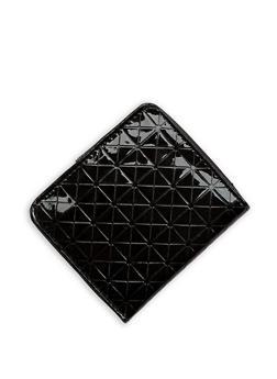 Mini Embossed Bifold Wallet - 3163067447090