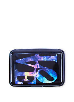 Love Galaxy Accordion Card Wallet - 3163067448418