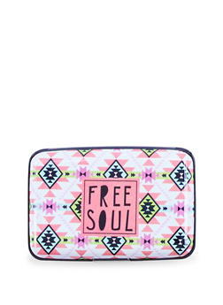 Free Soul Accordion Card Wallet - 3163067448818