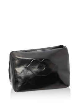 Mini Metallic Cosmetics Bag - 3163074113215