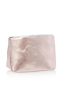 Mini Metallic Cosmetics Bag - 3163074113215