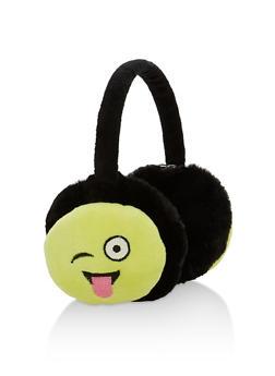 Silly Emoji Earmuffs - 3183067440047