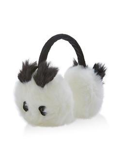 Panda Earmuffs - 3183067444706