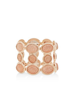 Rhinestone Stretch Bracelet - 3194062921813