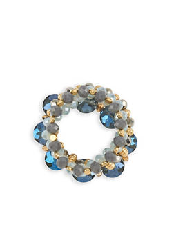 Set of 4 Beaded Bracelets - 3194062921906