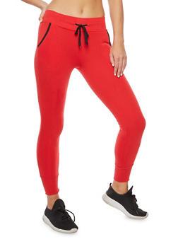 Fleece Lined Sweatpants - 3407072291671