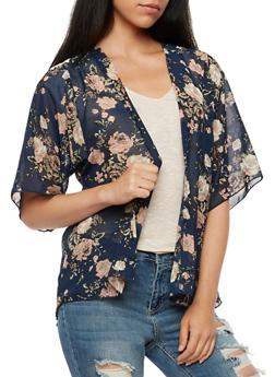 Floral Kimono - 3414061351251