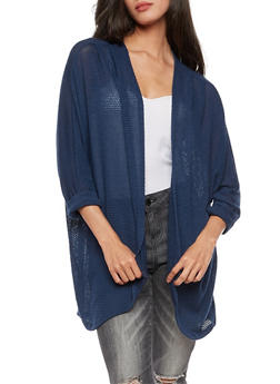 Lightweight Knit Cardigan - 3414061355280