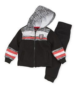 Toddler Boys Enyce Zip Hoodie and Joggers Set - 3516054732223