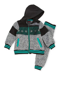 Toddler Boys Enyce Hoodie and Joggers Set - 3516054732224