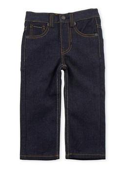 Toddler Boys Sean John Zipper Pocket Jeans - 3524072751025