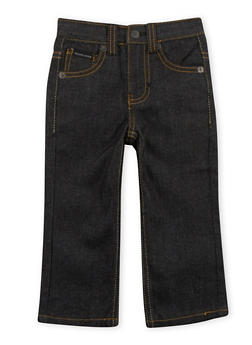 Toddler Boys Sean John Zipper Pocket Jeans - 3524072751026