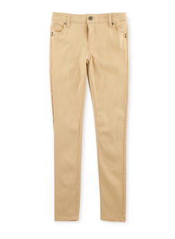 Girls 7-16 Stretch Skinny Pants - 3602073270002