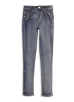 Girls 7-16 Skinny Jeans - DENIM - 3629056720010