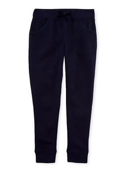 Girls 7-16 French Toast Joggers - 3631068320008