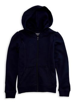 Girls 7-16 French Toast Fleece Sweater - 3631068320009