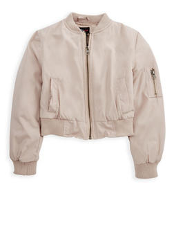 Girls 7-16 Bomber Jacket - 3637051060074