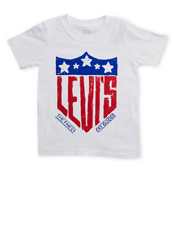 Boys 4-7 Levis Graphic Tee - 3703070340111