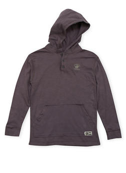 Boys 8-20 BHPC Embroidered Hoodie - 3704061950051
