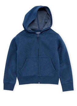 Boys 4-7 French Toast Zip Front Hoodie - 3706068320007