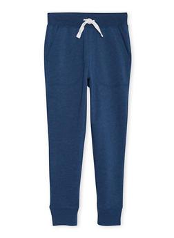 Boys 4-7 French Toast Fleece Jogger Pants - 3706068320008