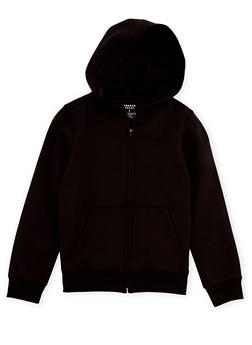 Boys 4-7 French Toast Zip Front Hoodie - 3706068320011