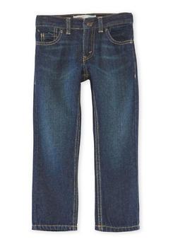 Boys 4-7x Levis 511 Slim Jeans - 3719070340075
