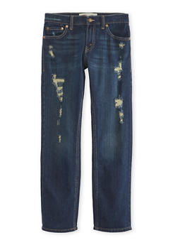 Boys 8-20 Levis Distressed 511 Slim Jeans - 3720070340106