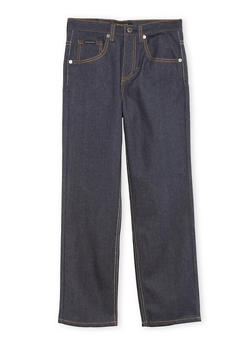 Boys 8-20 Sean John Jeans with Zippered Pockets - 3720072750002
