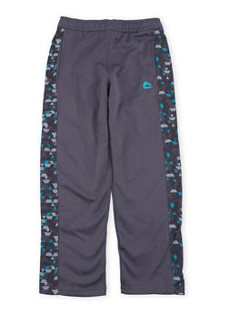 Boys 8-20 Performance Pants with Mesh Paneling - 3721061950031