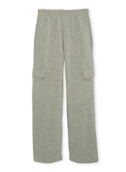 Boys 4-7 Sweatpants with Cargo Pockets - 3732054730003